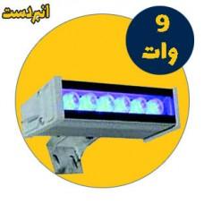 لامپ  رشد مخصوص دستگاه های علوفه هیدروپونیک 9 وات دیواری ضد اب