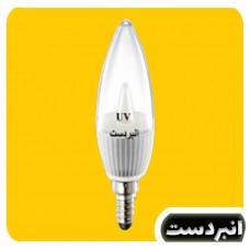 لامپ  (ماوراء بنفش)  یو وی 1وات